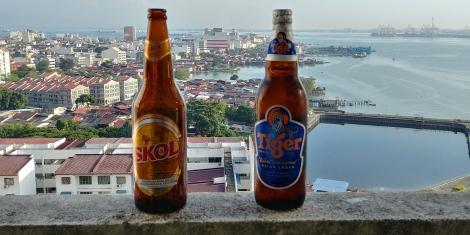 Bières locales.