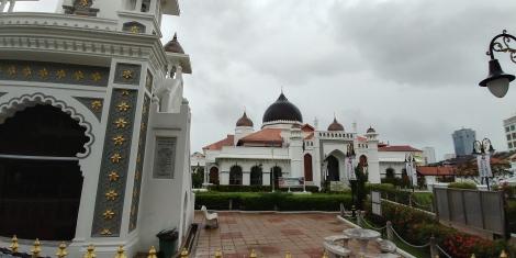 Mosquée d' Acheen Street