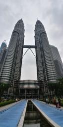 Les fameuses Petronas Towers.