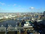 Vue de l'œil de Londres