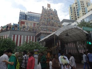 LITTLE INDIA TEMPLE SRI VEERAMAKALIAMMAN