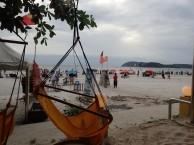 Pantai Cenang au crépuscule