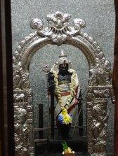 Murugan dieu de la guerre.