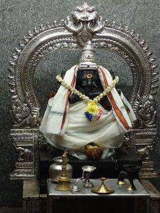Ganesh dieu à tête d'éléphant.