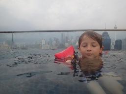 Dernière piscine