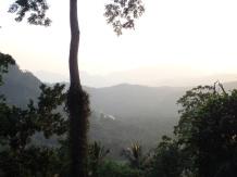 Et on passe de l'autre côté de la montagne.