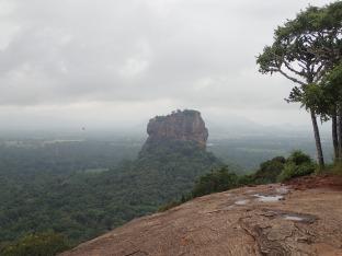 Superbe vue sur Lion's Rock.