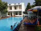 Et nous voici à Negombo pour une journée avant de reprendre l'avion.