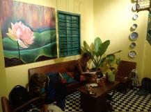 Et nous voici chez Nhung.