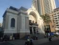 Le théâtre municipal.