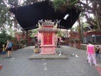 Le temple de l'Empereur de Jade.
