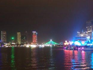 Nous voilà arrivés en fin de journée à Da Nang.