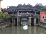 Le pont japonais de 1593 avec une histoire assez belle.