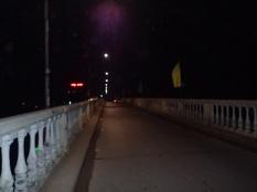 Et le pont qui nous ramène chez nous.
