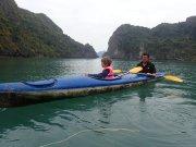 Notre super kayak....