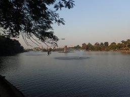 Petite balade autour du lac Hoan Kiem, le cœur d'HanoÏ.