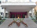 Visite du musée des Femmes Vietnamiennes.