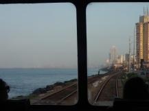 Et en 1ère classe svp. Vue panoramique sur Colombo.