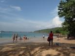 Petite plage vraiment sympa après 20 mn de marche.