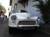 Et belle voiture et pas française malgré les apparences.