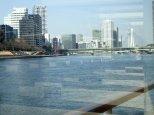 Tokyo vu du fleuve