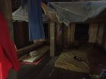 Notre chambre pour la nuit.