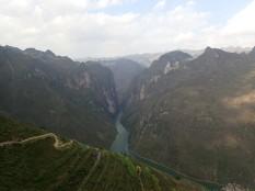 Le plus grand canyon du Vietnam.
