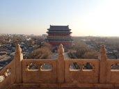 Superbe vue sur la tour du Tambour.