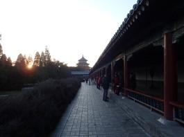 On finit la journée avec le Parc du Temple du Ciel.