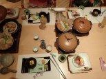Super repas traditionnel japonais.