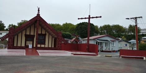 Mais aussi de lieux de culte Maori.
