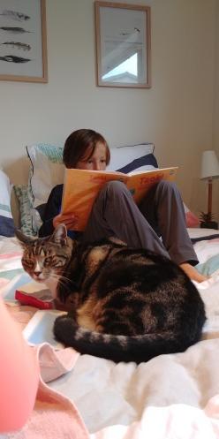Soirée devoirs avec un super compagnon