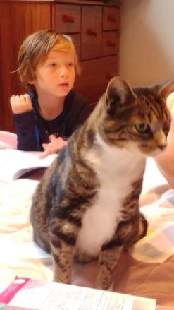 Trop cool hein Simon l'ami des animaux.