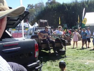 De musique country.