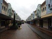 Visite de Christchurch, ville quasiment détruite après le séisme de 2011.