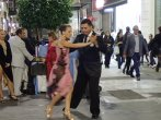 Petits pas de tango.