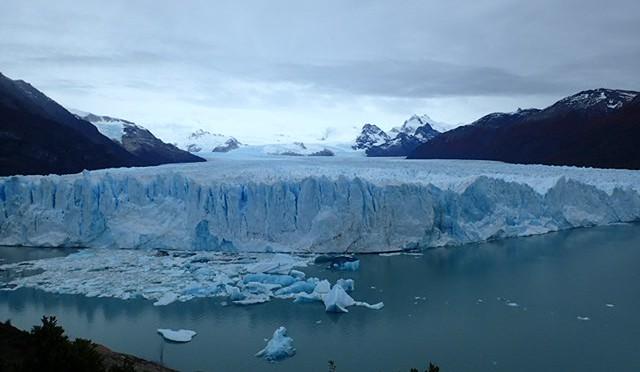 Un géant de glace