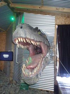 Dinosaures et histoire des origines de l'Argentine et des génocides qui s'y sont produits.