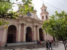 Sa cathédrale.