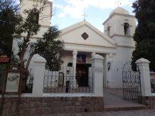 Humahuaca petit village le long du Rio Grande . Son église de 1642.