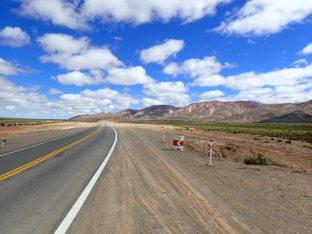 Le lendemain direction les confins de l'Argentine et de la Bolivie.