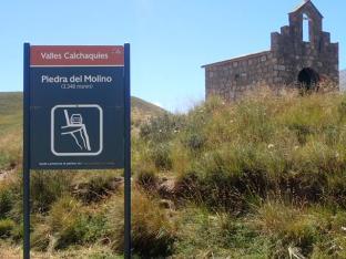 Jusqu'au col de Piedra del Molino.