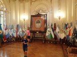 Avec au 1er le trésor de Jujuy: le 1er drapeau argentin créé par Belgrano.
