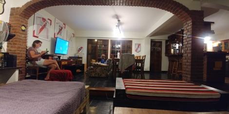 Dernière soirée chez Federico.