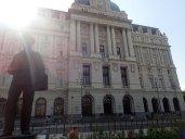 Magnifique bâtiment reconverti en centre culturel.