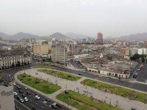 Bon ok ds notre malheur on se retrouve au Sheraton de Lima.