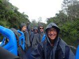 Bon en Amazonie il pleut qd même un peu tous les jours!!!