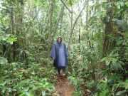 Et nous repartons ds la forêt pour voir le chaman du village!!