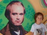 Mr Darwin.