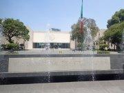 Le musée anthropologique de Mexico. Immense et magnifique musée, un des plus beaux au monde.